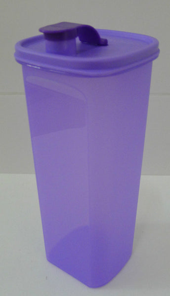 Tupperware Fridge & Freezer Fridge Water Bottle 2.0L in Purple