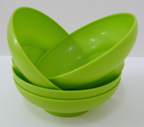 Tupperware Blossom Microwaveable Bowls 600ml -Set of 4