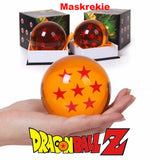 Dragon Ball Z Dragonball Action Figure Anime 7.5cm Crystal Balls