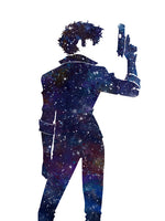 Cowboy Bebop Anime Minimalist Canvas A4 Art Print Poster Wall Pictures Home Decor Paintings No Frame