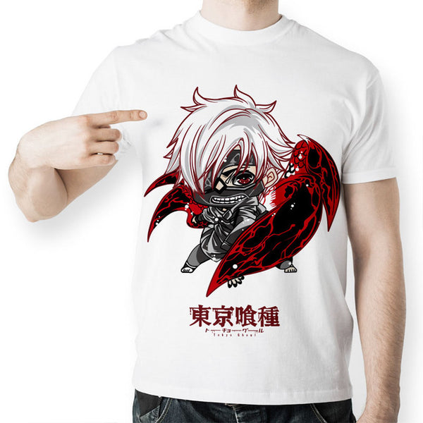 Tokyo Ghoul Anime Gorgeous T-shirt Tee