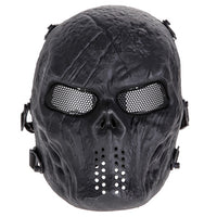Halloween Cosplay Party Skull Airsoft Party Mask