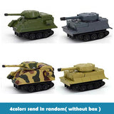 Children Magnificent Inductive Truck / Tank Toy Car