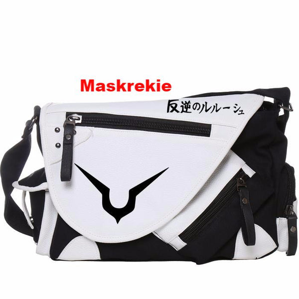 CODE GEASS Cospay Lelouch Lamperouge  Shoulder Messenger Bag Cross Bag