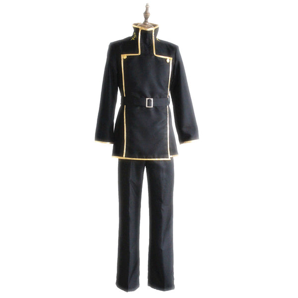 CODE GEASS  Lelouch Lamperouge cosplay costumes CODE GEASS  (top+pants+belt)