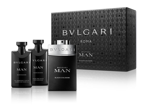 BVLGARI MAN BLACK GIFT SET