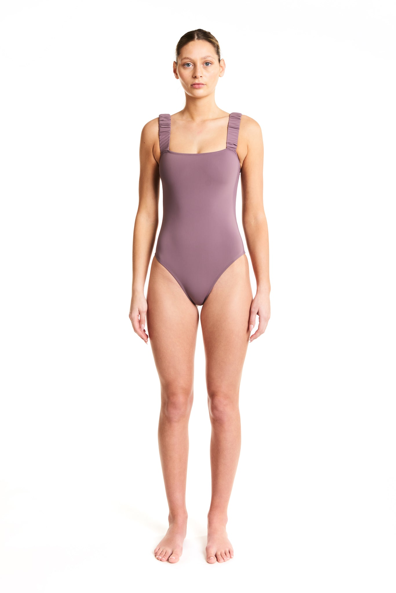 SCRUNCHIE ONE PIECE - ILLUSION