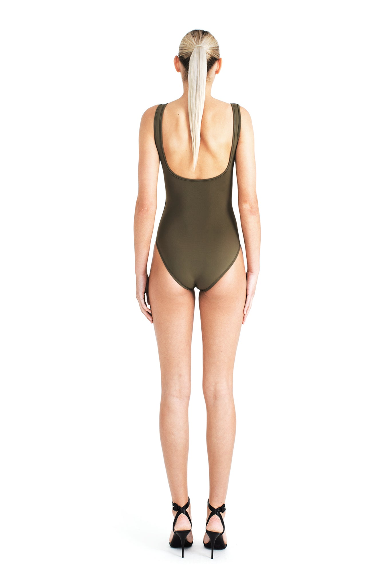 INES ONE PIECE - KHAKI