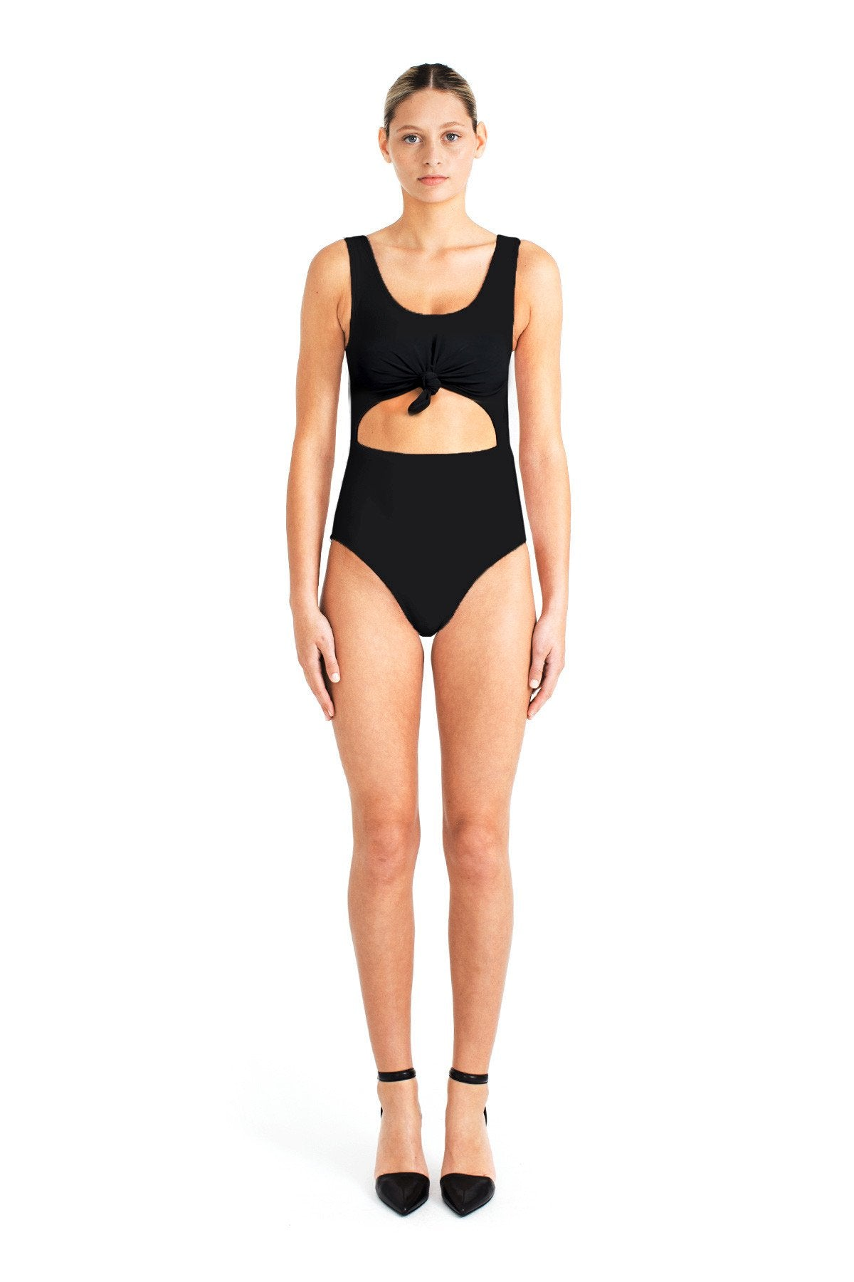 KNOT ONE PIECE - BLACK - Beth Richards