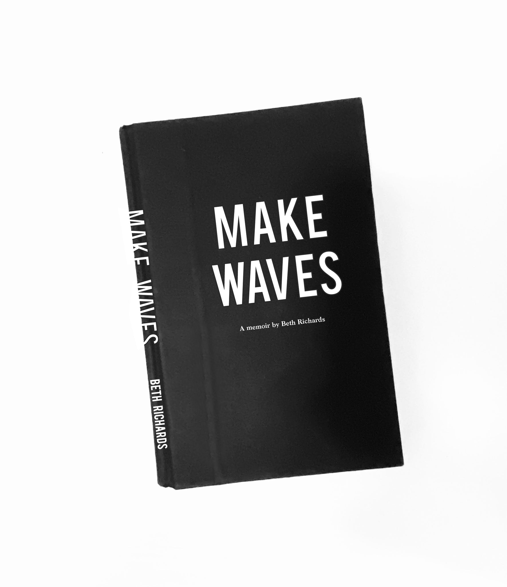 MAKE WAVES BOOK - PRE-ORDER