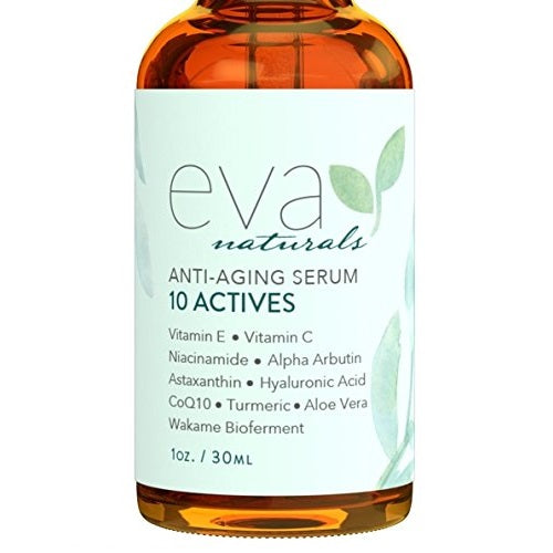 10 Actives Anti-Aging Serum - bodytonix