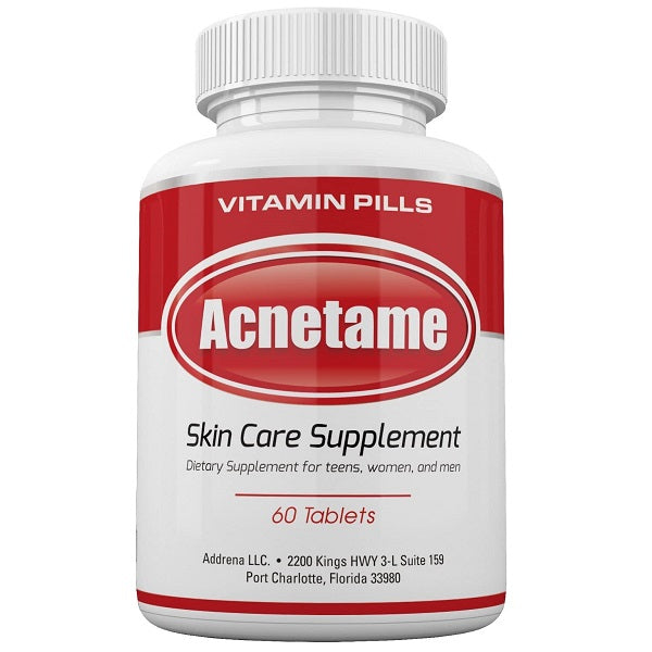 Acnetame Skin Care Supplement