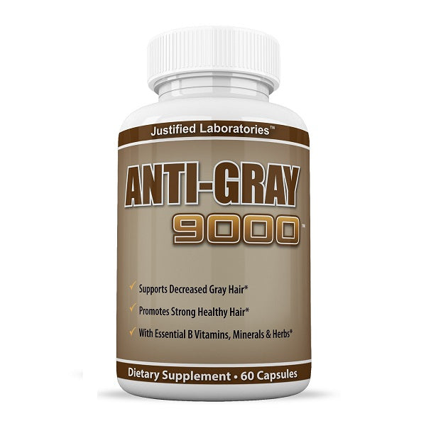 Anti Gray Hair 9000 - 1 Month - bodytonix