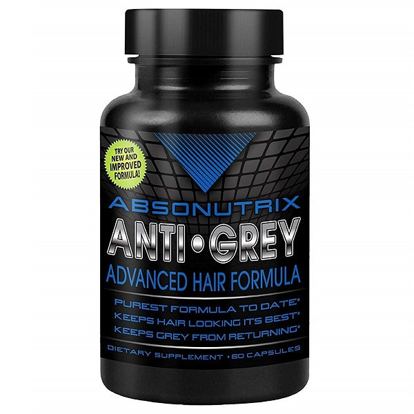 Absonutrix Anti Grey Advanced Hair Formula
