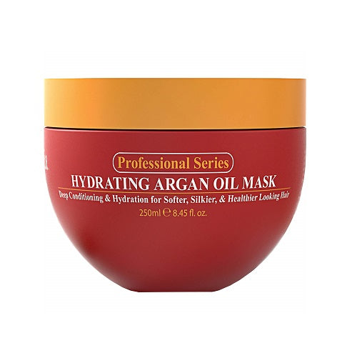 Hydrating Argan Oil Mask - bodytonix