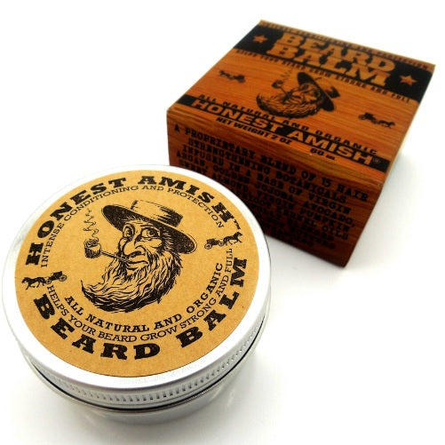 Beard Balm Leave-In Conditioner - bodytonix
