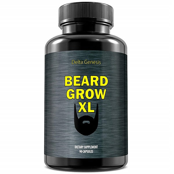 Beard Grow XL Vitamins - bodytonix