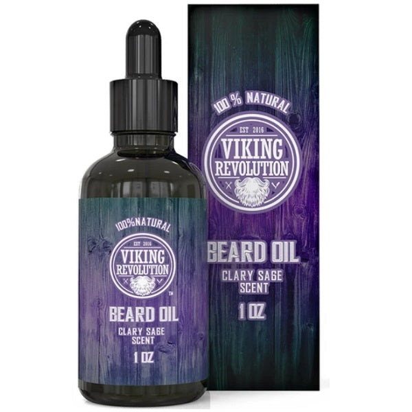 Beard Oil - Clary Sage - bodytonix