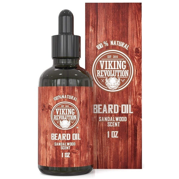 Beard Oil - Sandalwood - bodytonix