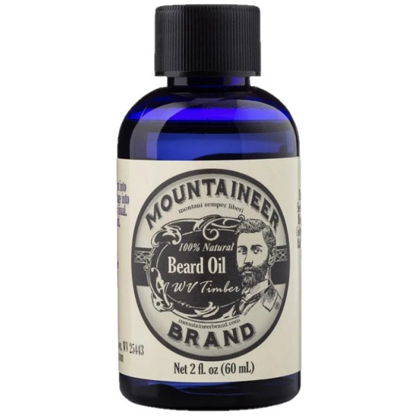 Beard Oil - Timber - bodytonix