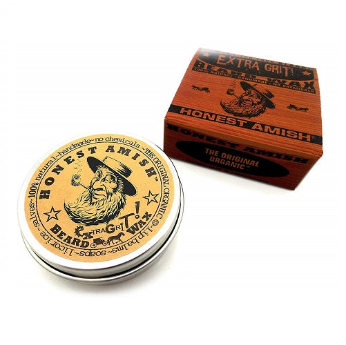 Extra Grit Beard Wax - bodytonix