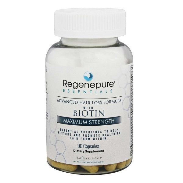 Regenepure Advanced Biotin Supplement - bodytonix
