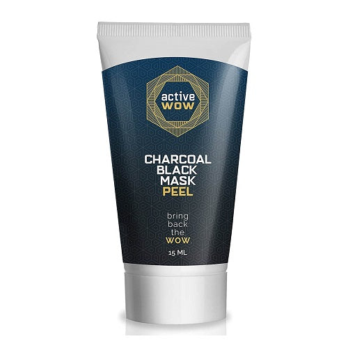 Charcoal Black Mask Peel - Blackhead Remover - bodytonix