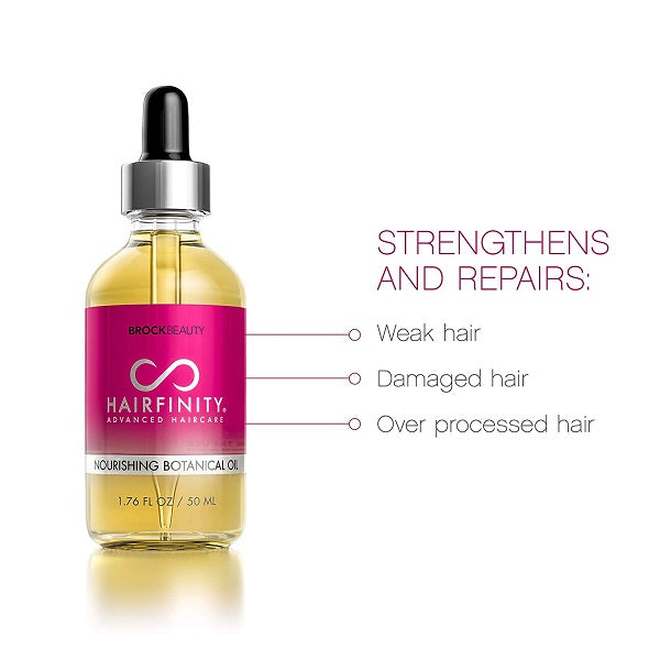 Hairfinity Nourishing Botanical Oil - bodytonix