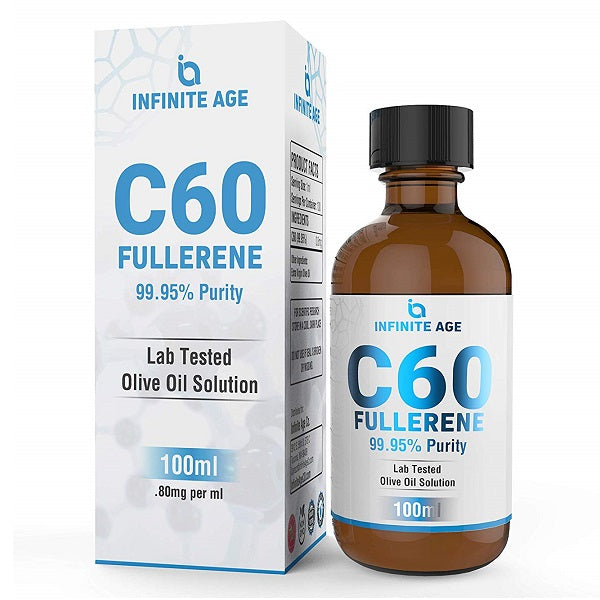 Infinite Age C60 Fullerene 99.95% Purity