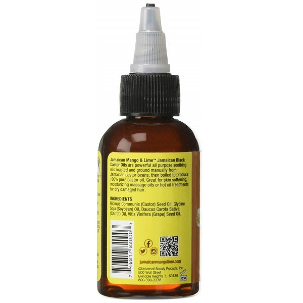 Jamaican Black Castor Oil - bodytonix