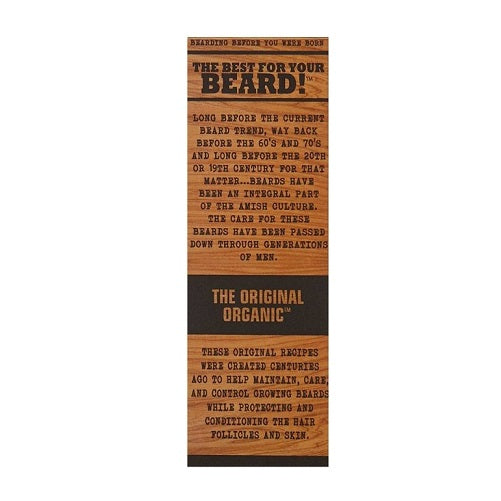 Classic Beard Oil - bodytonix
