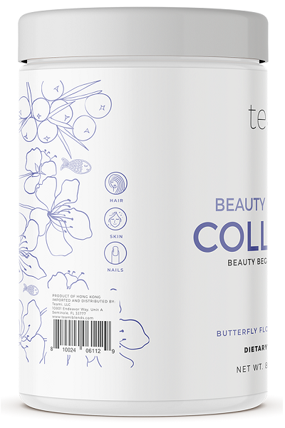 Teami Beauty Butterfly Collagen Powder