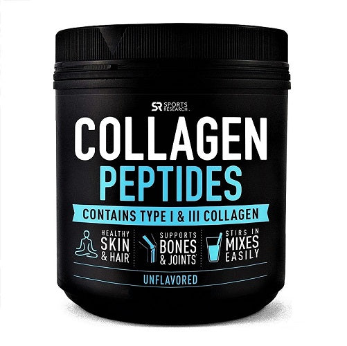 Collagen Peptides - bodytonix