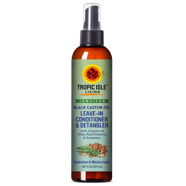 Tropic Isle Living Jamaican Black Castor Oil Leave-In Conditioner & Detangler