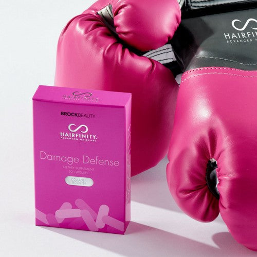 Hairfinity Damage Defence Collagen Booster - bodytonix