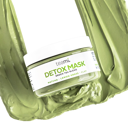 Green Tea Detox Mask - bodytonix