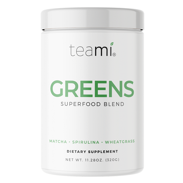 Teami Greens Superfood Powder - bodytonix