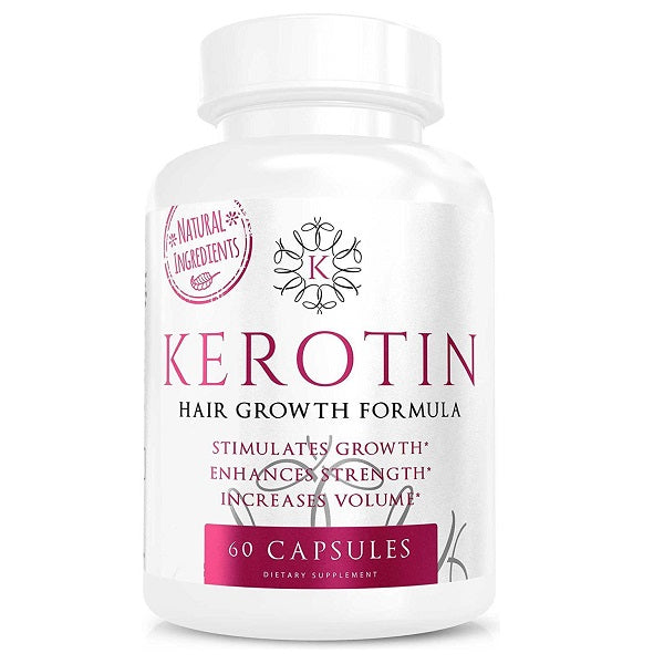Kerotin Ultimate Hair Care System - bodytonix