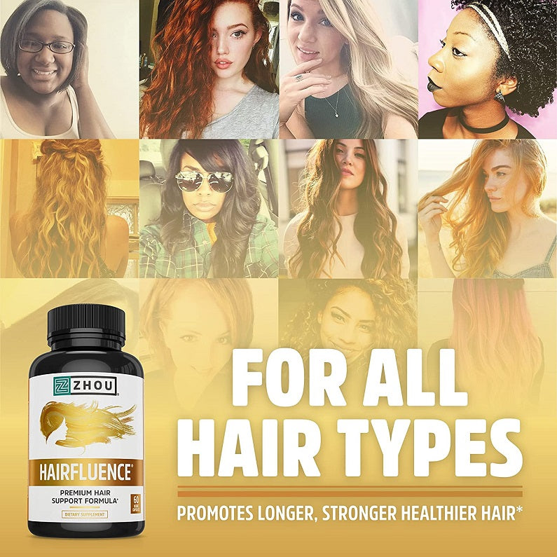 Hairfluence - 1 Month - bodytonix
