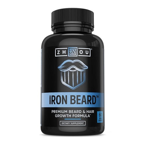 Iron Beard - 1 Month - bodytonix