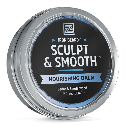 Iron Beard Sculpt & Smooth Beard Balm - bodytonix