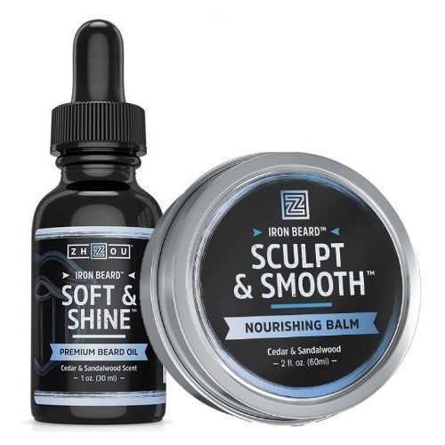 Iron Beard Soften & Sculpt Combo - bodytonix
