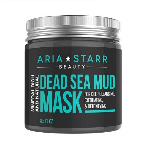 Dead Sea Mud Mask - bodytonix