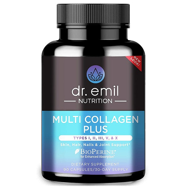 Dr Emil Multi Collagen Plus Types I, II, III, V & X