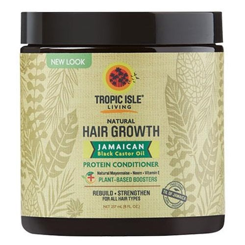 Tropic Isle Living Jamaican Hair Growth Protein Conditioner