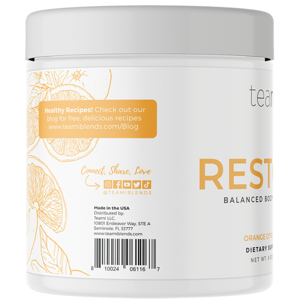 Teami Restore Wellness Powder