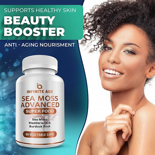 Infinite Age Sea Moss Advanced