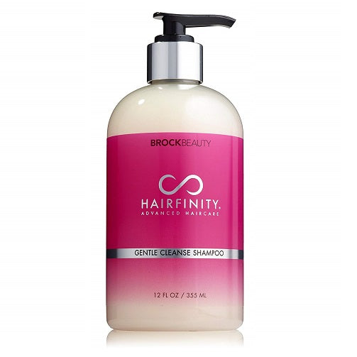 Hairfinity Gentle Cleanse Shampoo - bodytonix