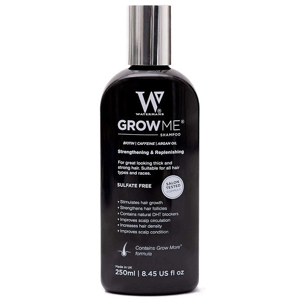Watermans Grow Me Shampoo - bodytonix