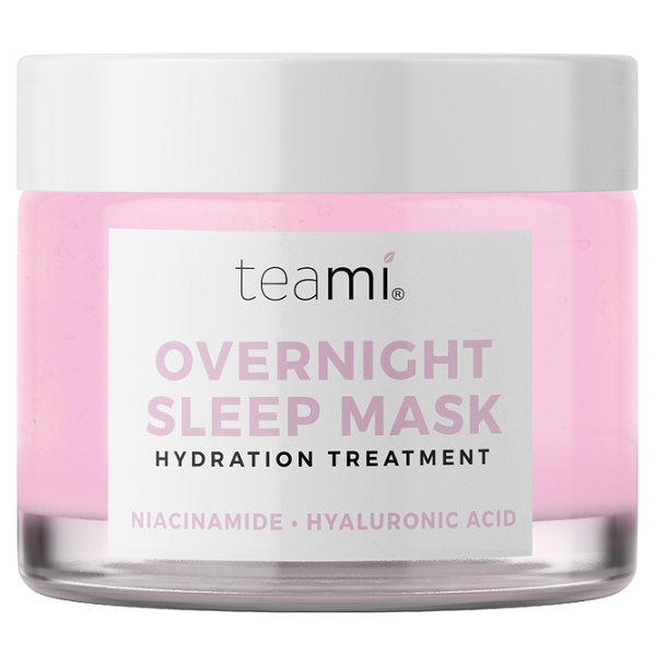 Teami Overnight Sleep Mask Hydration Treatment